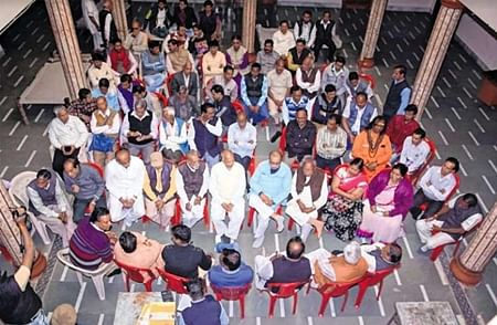 Ujjain: Meeting discusses ways and means to make 'shobha yatra' successful