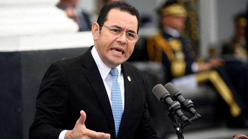 Guatemala to move embassy to Jerusalem: Morales