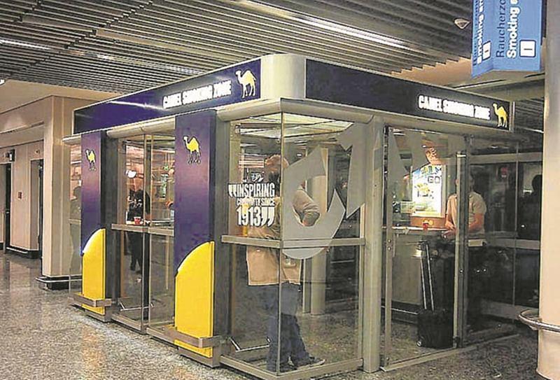 Mumbai: Doctors set to move DGCA to ban smoking at airports