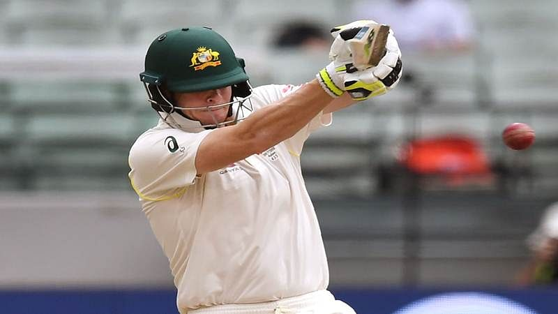 Ashes 2017-18: Steve Smith immovable as Australia edge closer to draw at Melbourne