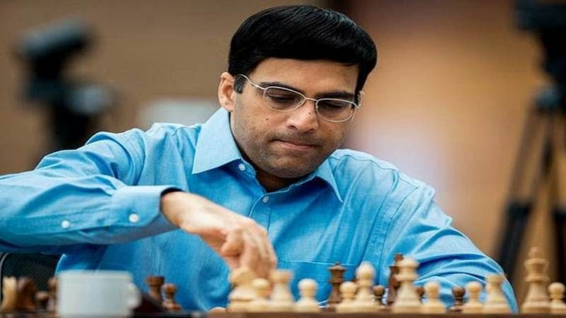 Viswanathan Anand settles for draw vs Hess in Isle of Man Chess tournament