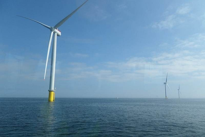 India to auction 5GW offshore wind projects in 2018