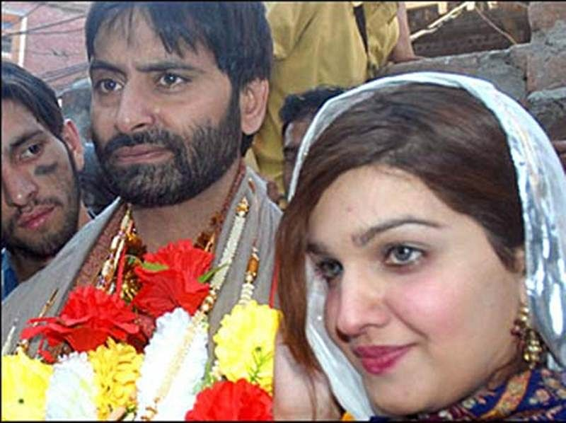 Yasin Malik's wife has not applied for visa since 2015: official