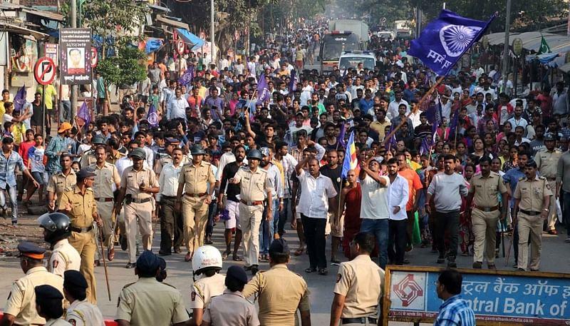Bhima Koregaon violence : 3 arrested activists sent to 14-day judicial custody