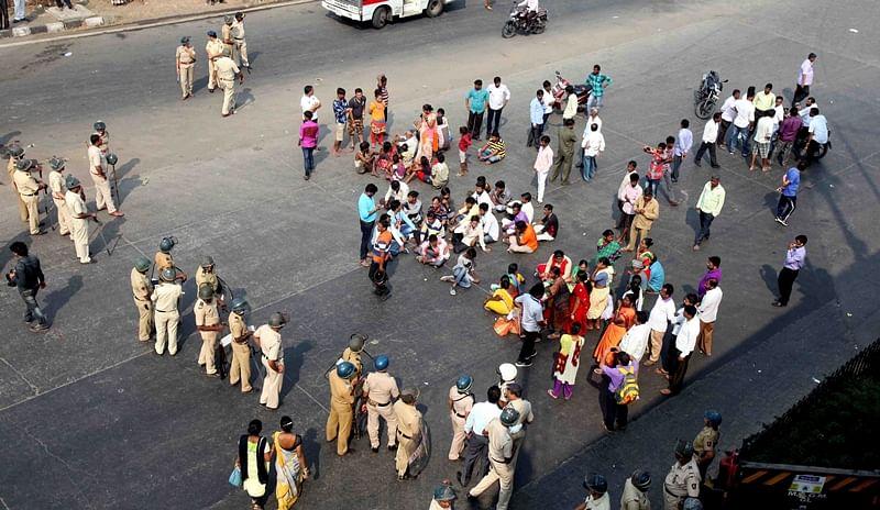 Bhima-Koregaon violence: Five people arrested by Maharashtra police