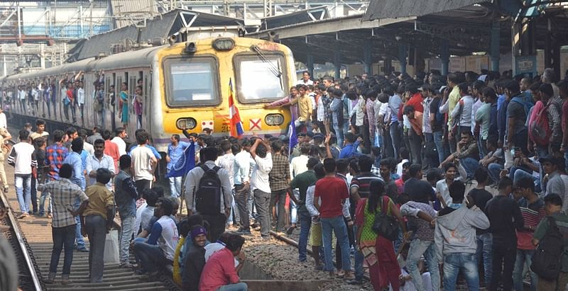 Mumbai Bandh: This is how much the Dalit protest cost the Railways