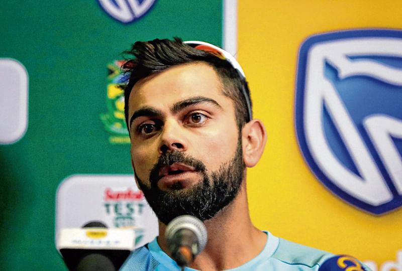 Captain Kohli questions team commitment, says mistakes unacceptable