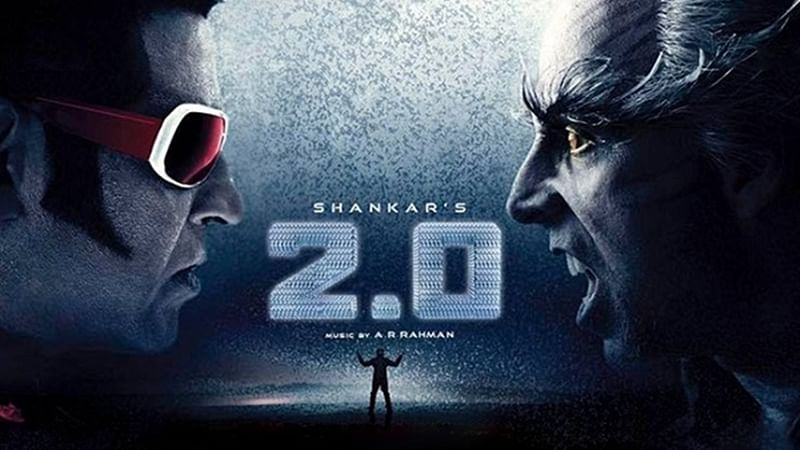 Watch! 2.0 Teaser: Rajinikanth as Chitti is back; be prepared to see evil side of Akshay Kumar
