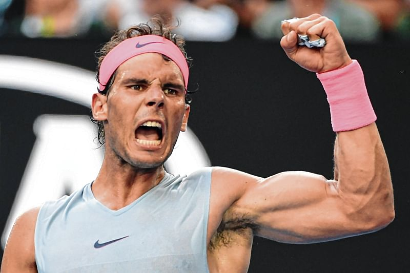 French Open: Rafael Nadal sees off Juan Martin del Potro, storms into final
