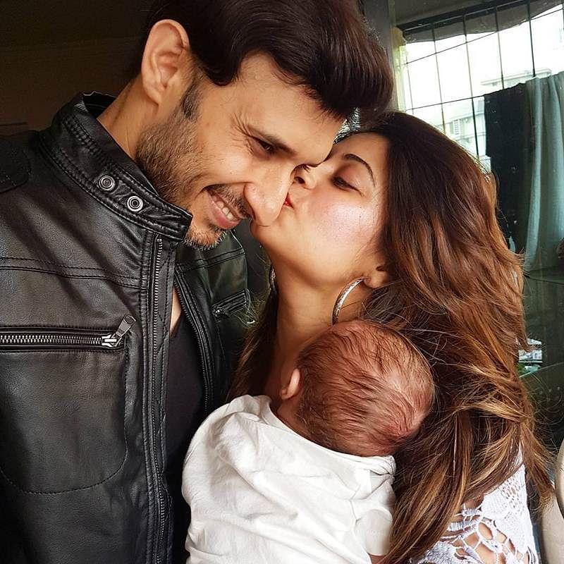 Enjoying parenting with wife: Ajay Sharma