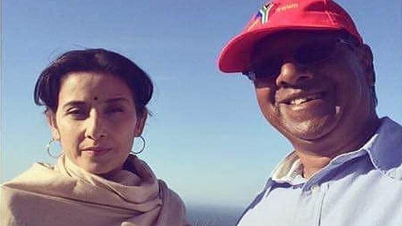 Sanjay Dutt biopic: First look of Manisha Koirala as Nargis Dutt goes viral; can you spot the resemblance?