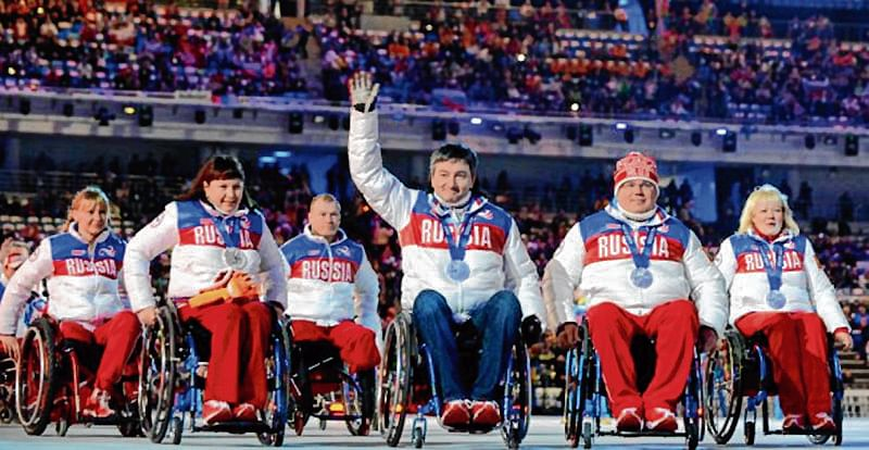 Russia suspended from Paralympics, some athletes exempted, says IPC