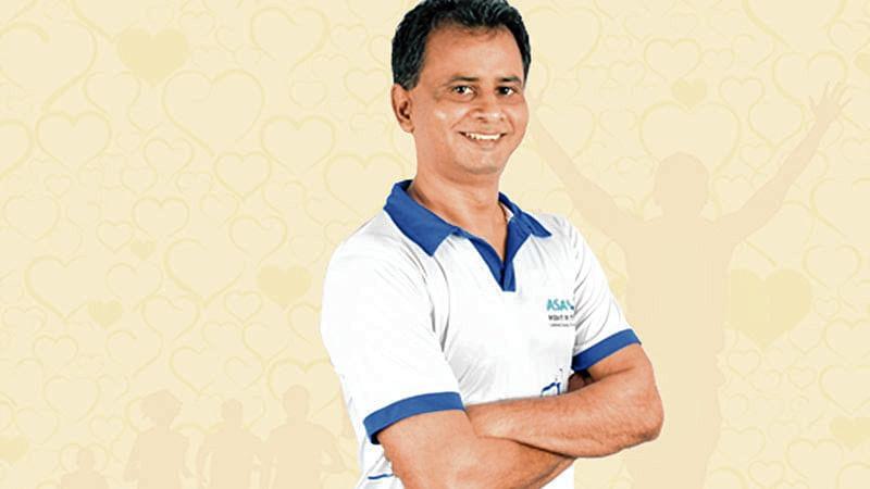 Mumbai: Rajnish Rathore a heart patient reveals how running in marathons has helped him stay fit