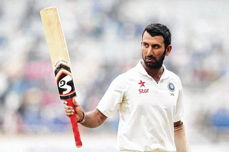 Kohli, Pujara slip in ICC Test rankings