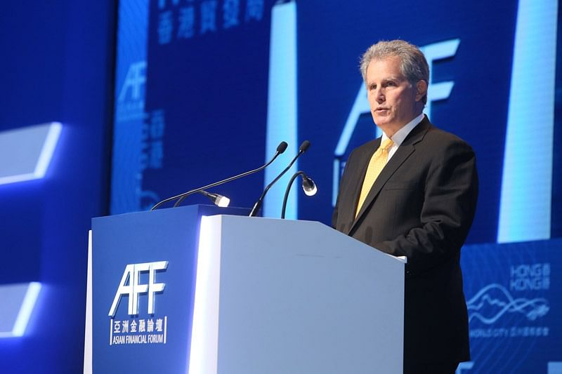 India's reforms bearing fruits, make case for more stepssaysIMF officialDavid Lipton