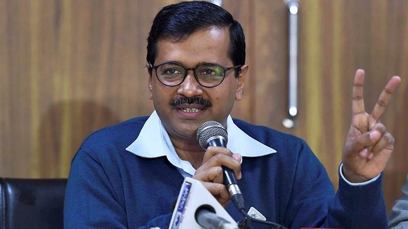 Those dividing nation on religious terms are not its well-wishers: Arvind Kejriwal