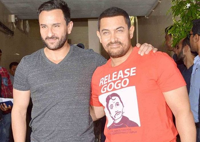 Aamir Khan finds Saif Ali Khan 'outstanding' in 'Kaalakaandi'