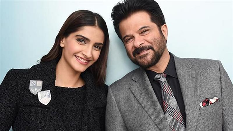 'False reporting is dangerous': Sonam Kapoor lashes out over fake news of father Anil Kapoor testing COVID-19 positive
