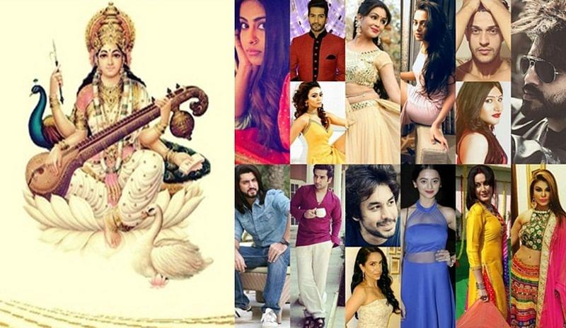 Avika Gor, Suyyash Rai, Tejasswi Prakash wish 'beauty and glory' on Vasant Panchami