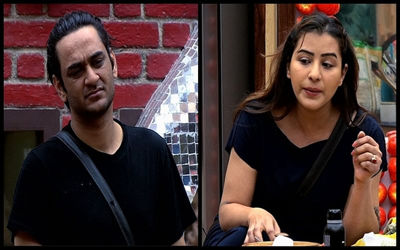 Bigg Boss 11: Shilpa Shinde calls Vikas Gupta a very good actor at press conference; Day 99 action