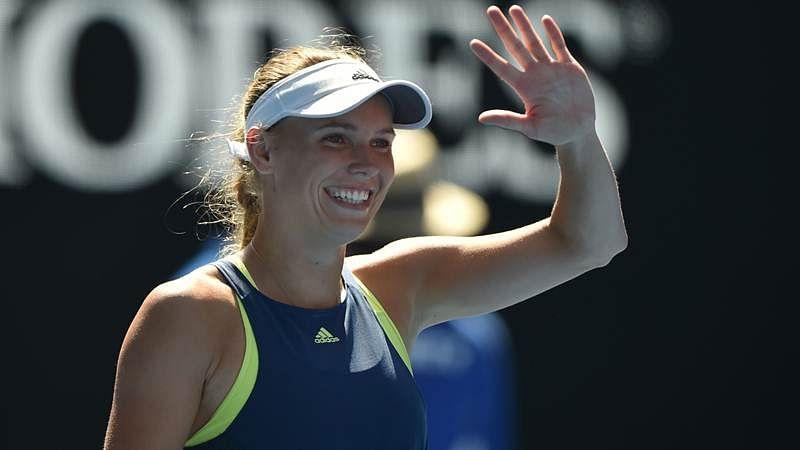 Australian Open 2018: Caroline Wozniacki book place in the final