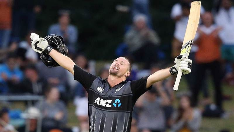 Colin Munro in New Zealand squad for T20 tri-series opener