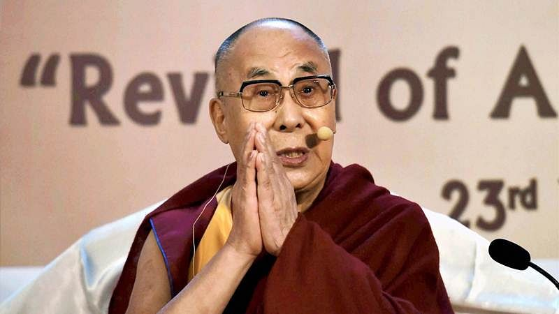Mumbai: Follow your dreams, Dalai Lama inspires IIT-B students
