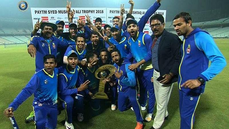 Syed Mushtaq Ali: Delhi beats Rajasthan to clinch title