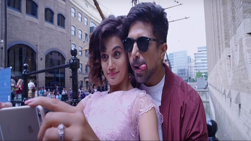 Dil Juunglee movie: Review, Cast and Director