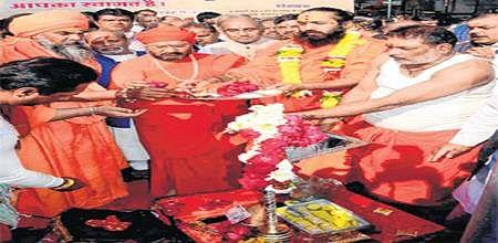 Ujjain: Flag worship, Kala Sangam mark beginning of Shaiv Mahotsav