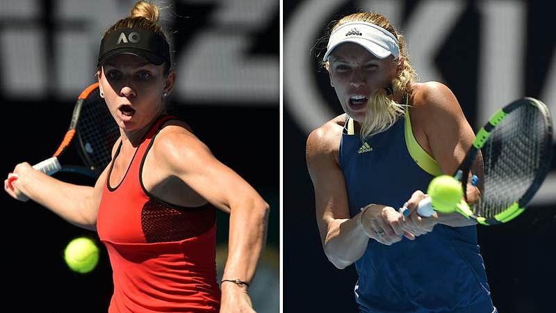 Australian Open 2018: Simona Halep, Caroline Wozniacki to clash for first Grand Slam
