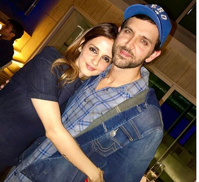Suzzane's warm message for her ex Hrithik will make your heart melt!