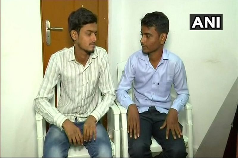 3 trafficked Hyderabadi youths return home, courtesy MEA