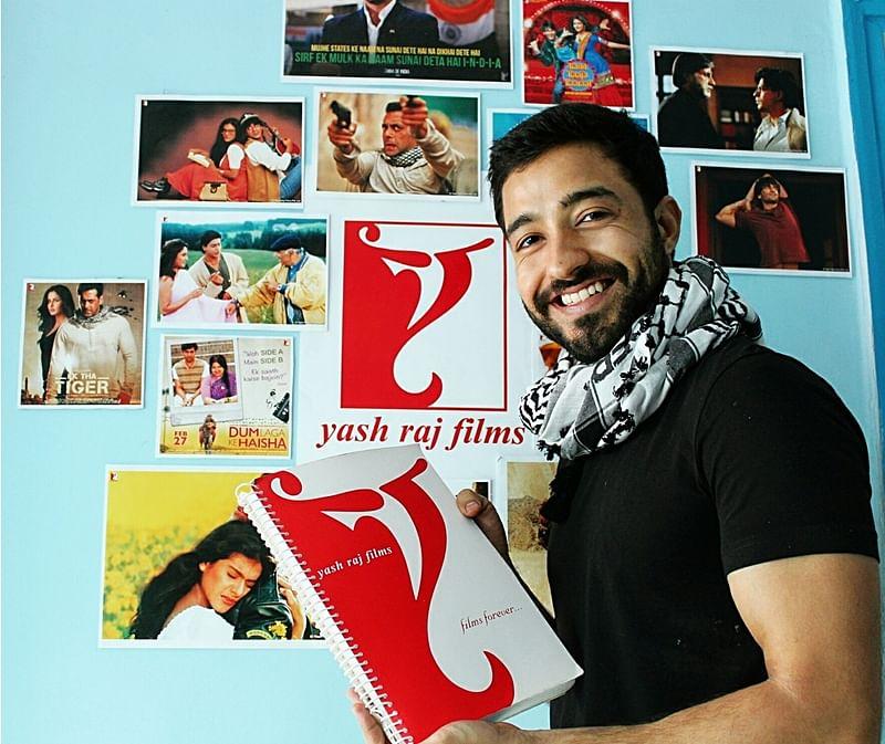 """Tiger Zinda Hai actor Paresh Pahuja aka Azaan says, """"Salman Khan's Karan-Arjun inspired me to be an actor"""""""