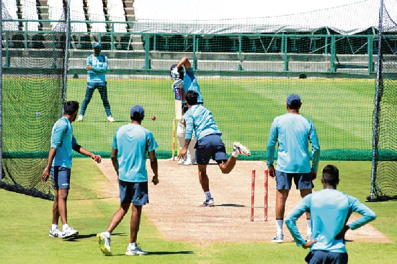 Shikhar Dhawan fit for first Test, Jadeja down with viral 'illness'