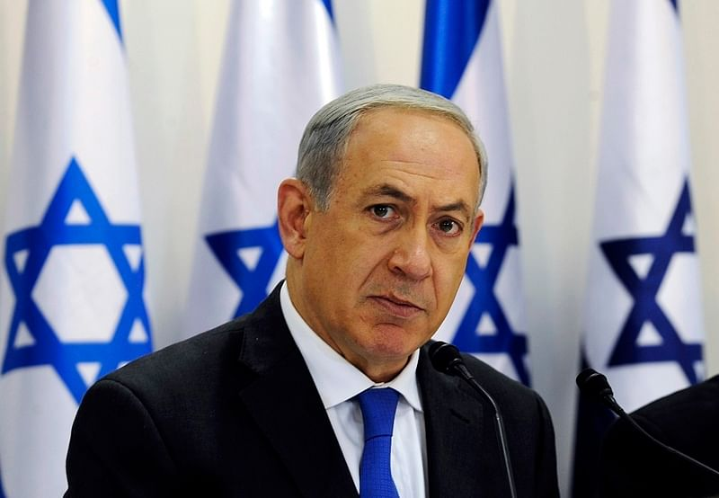 Israel reveals shelves of Iran's nuke archive