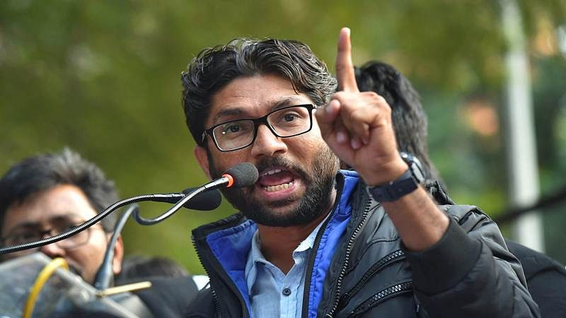 Jignesh Mewani booked for remarks on PM