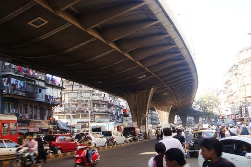Mumbai: JJ flyover set to get colourful makeover