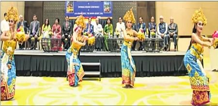 JSG Ujjain represents city in Indonesia