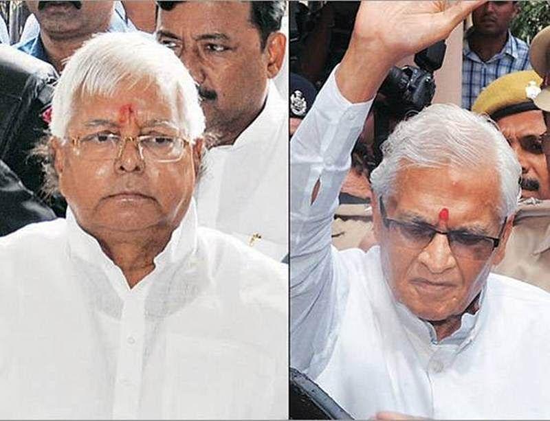 Fodder Scam: Ex-Bihar CM Lalu Yadav convicted in fourth case, Jagannath Mishra acquitted