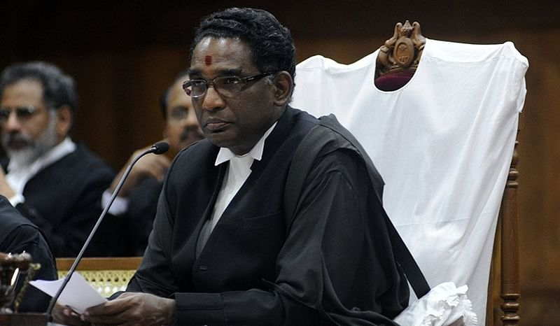 SC is not a superintendent court as per the Constitution: Justice Chelameswar