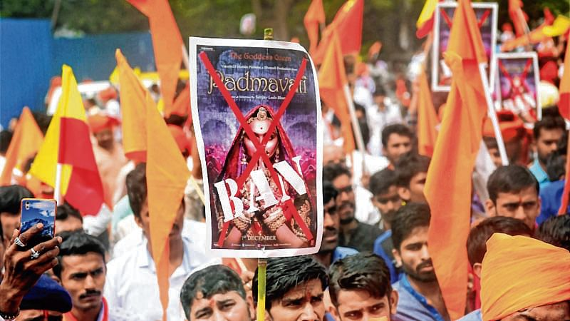 Padmaavat: 100 Karni Sena supporters held in Mumbai