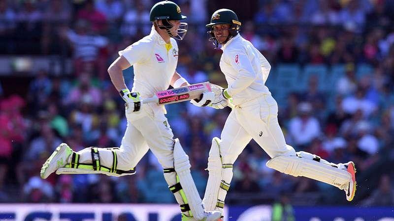 Ashes 5th Test: Usma Khawaja, Steve Smith hand Australia good start on Day 2