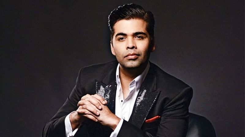 "Karan Johar says, ""I had a very squeaky voice and I used to get teased a lot"""