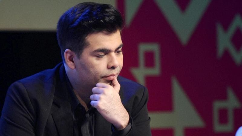 Karan Johar says he used to be called 'pansy' in school