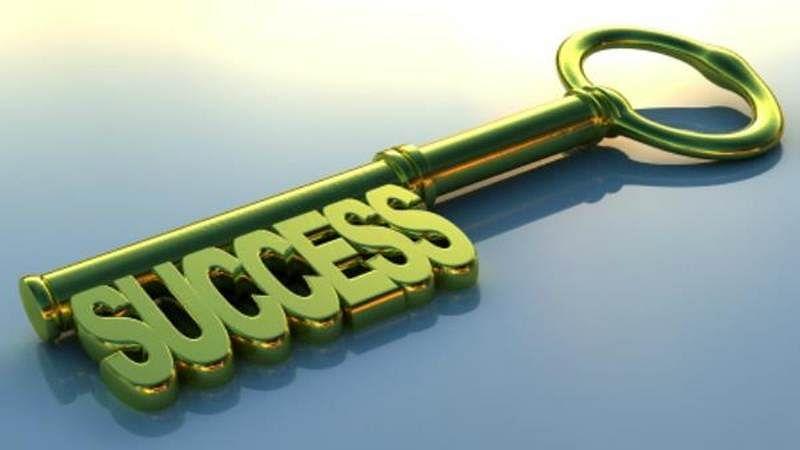 Pentagon Of Success