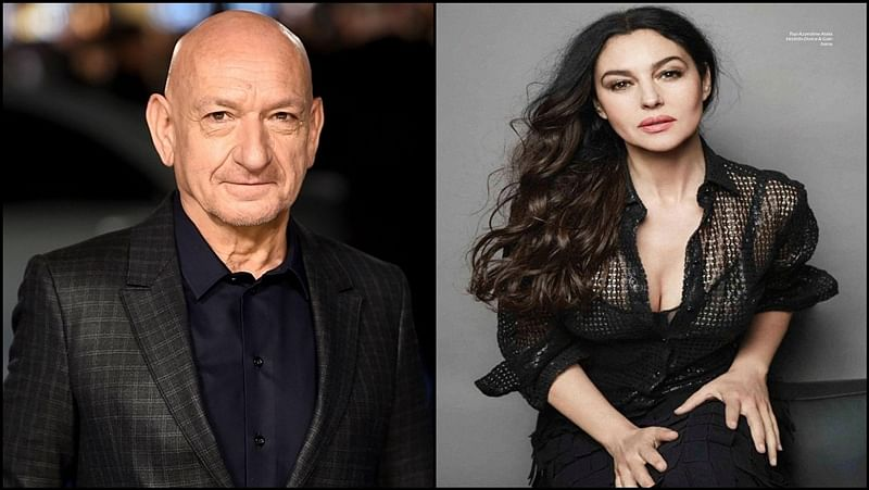 Kingsley, Bellucci to star in espionage thriller