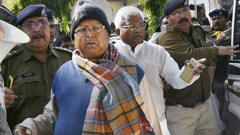 Fodder Scam: Lalu Prasad Yadav to move Jharkhand HC for bail
