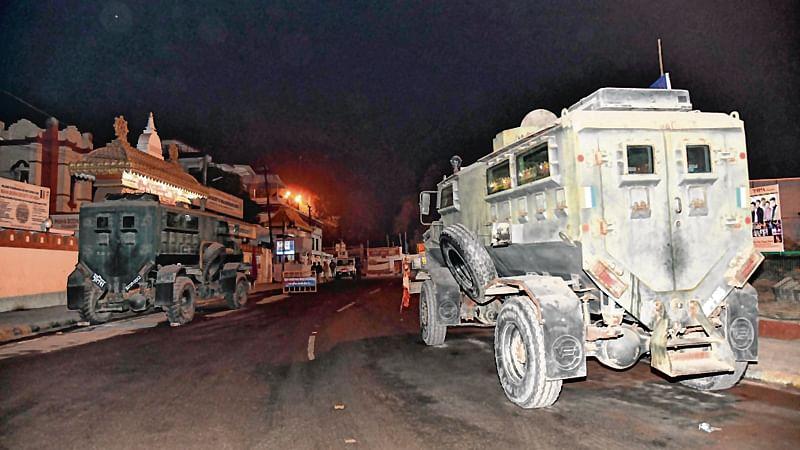 Bombs in Bodh Gaya, ATS launches probe
