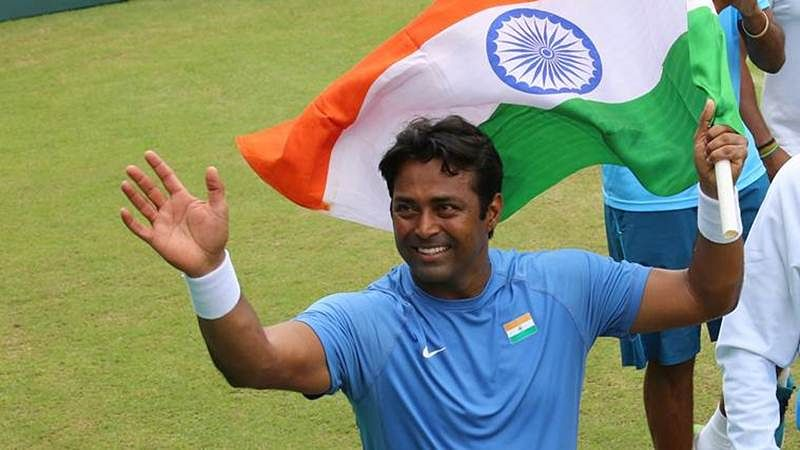Leander Paes achieves world record in China, becomes most successful doubles player in Davis Cup history